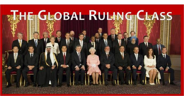 Global Ruling Class