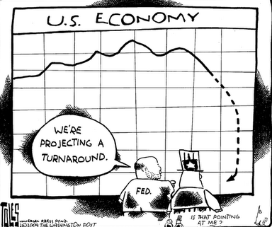 USA - Economy Turnaround