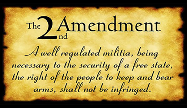 second-amendment-on-parchment