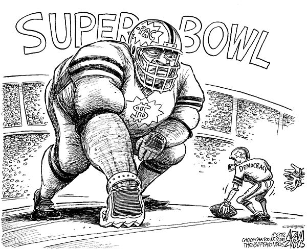 Super PAC Bowl