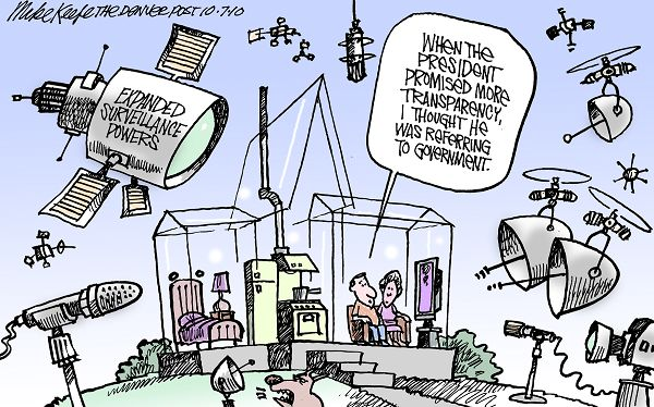 Expanded Surveillance